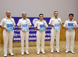 Indigenously developed DRDO-ENC's wargaming software inducted into the Navy