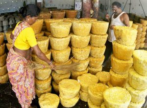 Sweet fight : Nowrangapur jaggery gives a tough time to Anakapalle