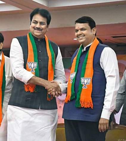 Another big blow for NCP and Congress in Maharashtra ahead of State Election