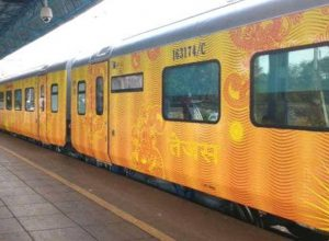 Tejas Express likely to have movie theatre