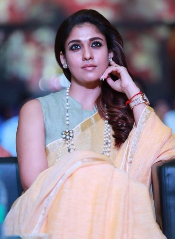 Nayanthara may likely to promote 'Sye Raa'