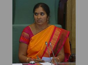 Ex Dy. Speaker Padma Devender Reddy rules out humiliation