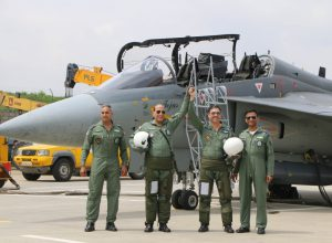 Rajnath Singh becomes first defence minister to fly LCA Tejas