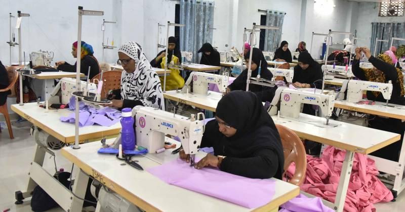 Khak-e-Taiba Trust proves a game-changer: Women gain economic independence