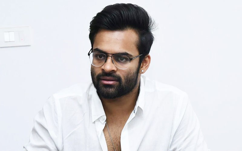 Actor Sai Dharam Tej helps injured music director; takes him to hospital