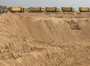 No Sand mafia and Special Sand yards for bulk users