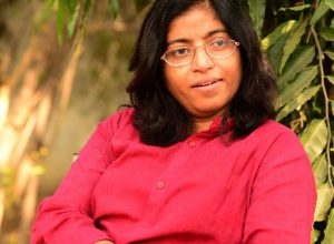 Sunitha Krishnan suspected of Coronavirus, admitted in Gandhi hospital