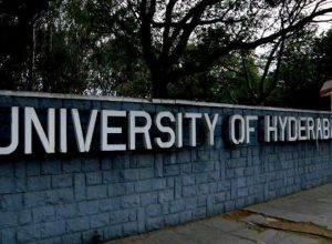 UoH 4th among others in the country, 1st in South India