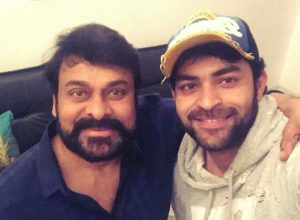 I took Valmiki's script to my uncle Chiranjeevi: Varun Tej