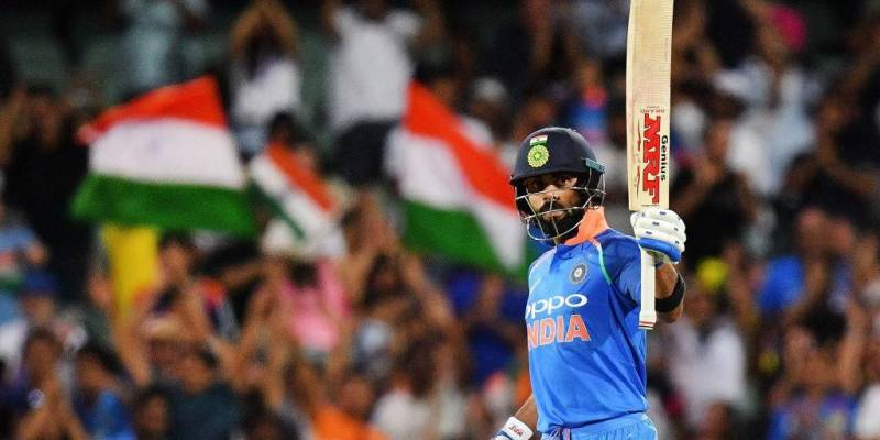 Virat leads from the front as India wins the second T20 against the Proteas