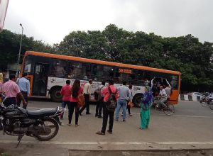 Day-long transport strike throws life out of gear in Delhi