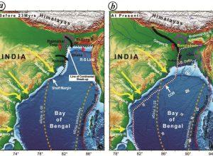 Ancient Ocean Floor hidden beneath Bangladesh says UoH professor