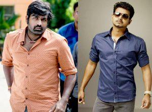 Vijay sethupathi to play villain in 'Thalapathy64'