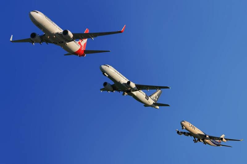 Concluding holiday season impacts airlines' topline