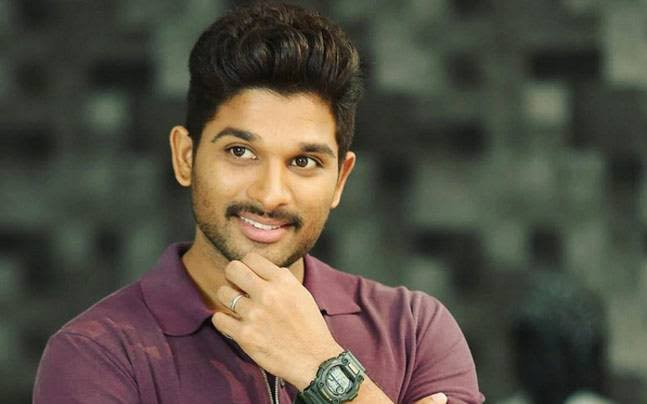 Allu Arjun says his wish of Chiru portraying warrior fulfilled