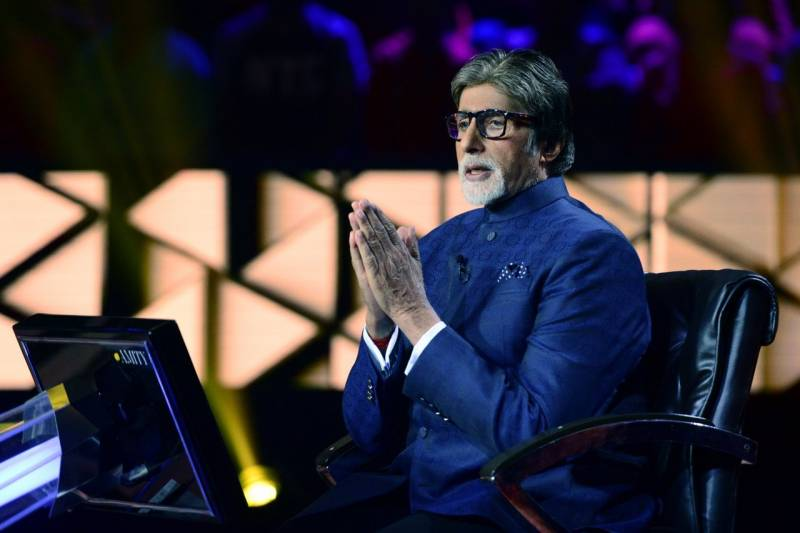 Amitabh expresses gratitude after being honoured with Dadasaheb Phalke Award