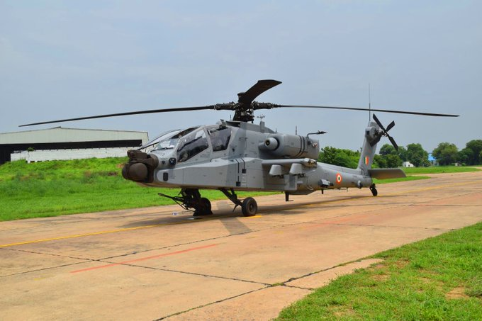 Countries that have the World's Best Attack Helicopter, The AH-64E APACHE