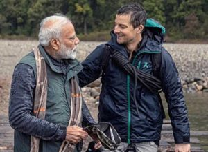 Activists writes letter to Bear Grylls and Japan PM Shinzo to save Aarey