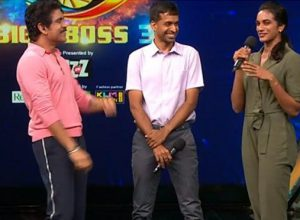PV Sindhu lightens up Telugu Bigg Boss 3