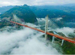 Duge Beipanjiang Bridge, China – World's Highest Bridge