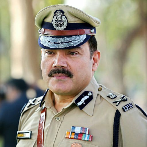 Hyderabad top cop warns against circulating Afghan , Iraq pics as Kashmir