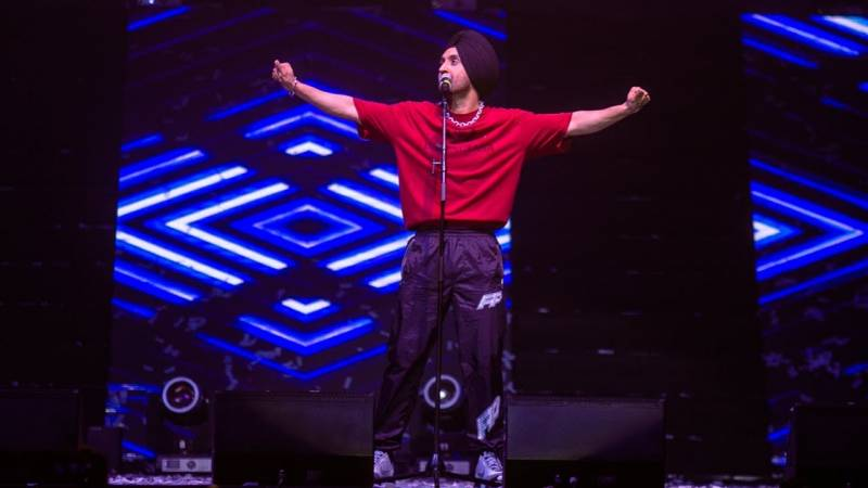 FWICE asks singer Diljit not to perform at show in US; writes to MEA to cancel his visa