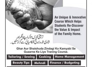 It's back to the old ages as Dulhan course on offer