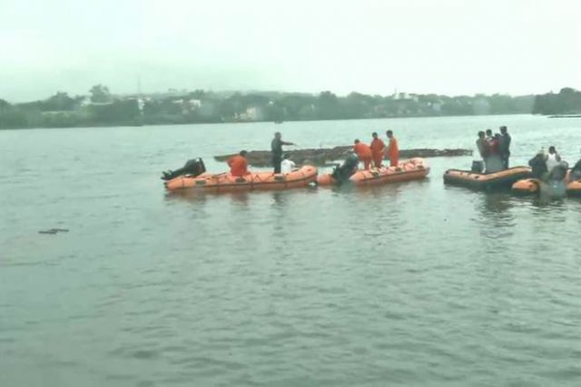 boat accident on southern India river