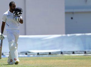 Vihari scores maiden Test century