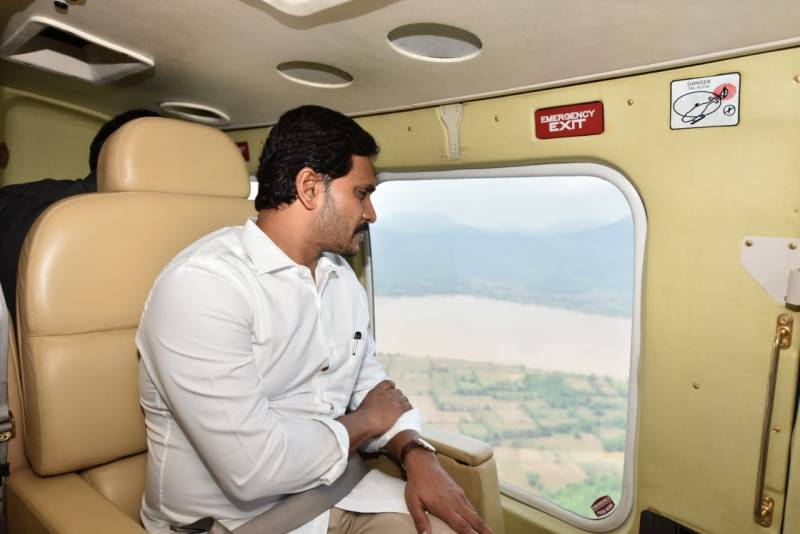 Jagan to visit East Godavari; CM's first interaction with media today