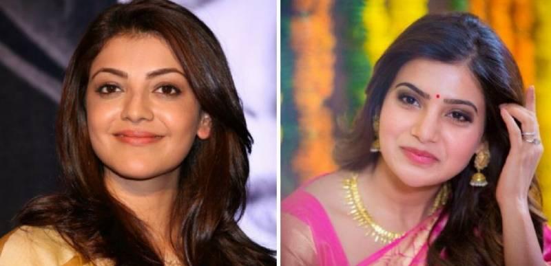 Is Kajal Agarwal joining Samantha?