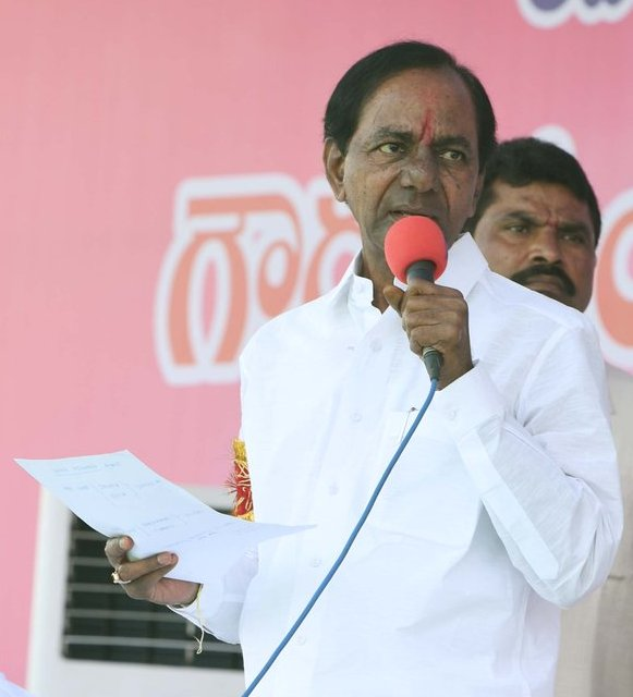 KCR terms Amaravathi project as dead investment