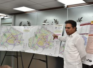 Warangal : Kuda master plan for 2014 says KTR