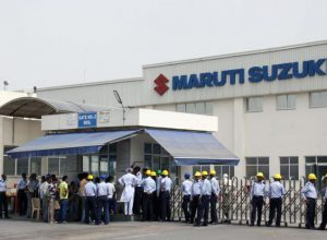 Maruti Suzuki stops production at Gurugram, Manesar plants