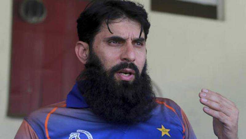 Misbah-ul-Haq is Pakistan's new head coach and chief selector