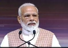"PM Modi tells ISRO, ""Best is yet to come"""