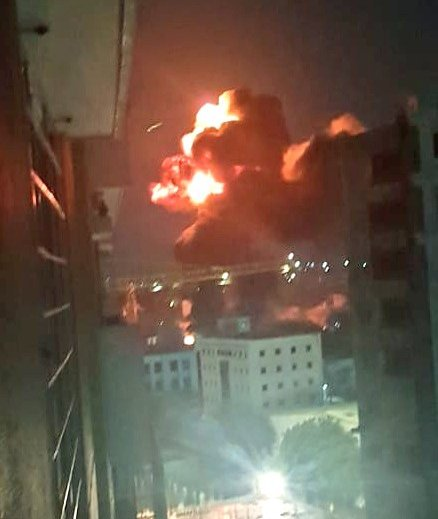 Hyderabad: Blast in Nacharam chemical industry: One injured while escaping