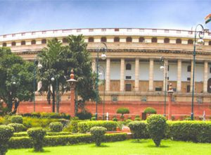 Man tries to enter Parliament with knife; arrested