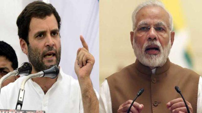 Rahul Gandhi slams FMs theory about millennials