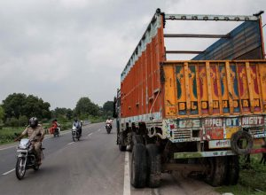 Rajasthan truck driver pays Rs 1.41 lakh fine