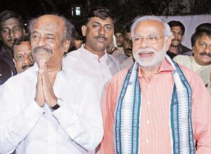 Why Rajini will not be next BJP chief in TN