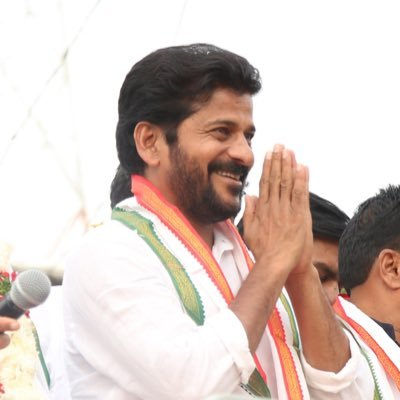 Who's behind union dharnas, questions Revanth Reddy