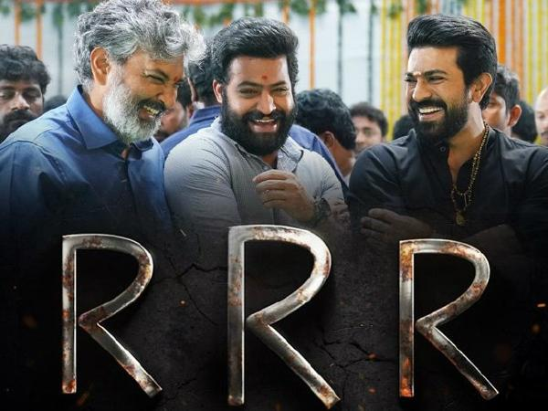 NTR likely to dub in 4 languages for Rajamouli's RRR