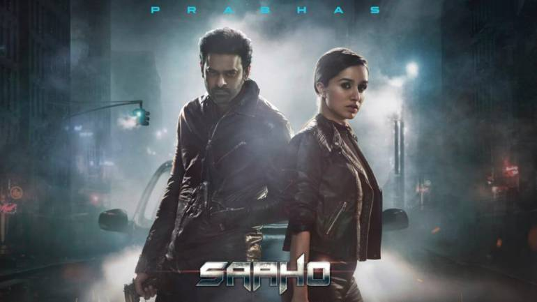 Saaho craze, yet to die down as Prabhas shares 'making of video'