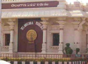 Stay on demolition of Telangana Secretariat till 15th July