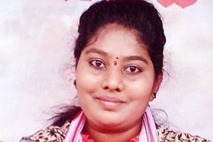 Actress Sunitha Boya creates ruckus, taken into custody