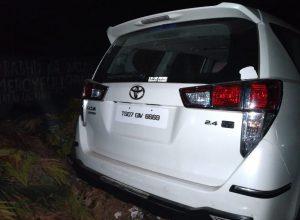 TRS MLA's SUV kills pedestrian