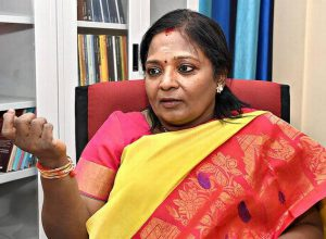 In consideration of Praja Darbars: Governor Dr Tamilisai Soundarajan