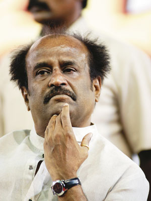Rajini begins works to float political party?