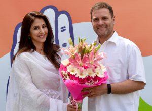 Urmila Matondkar quits Congress, blames 'in-house politics'